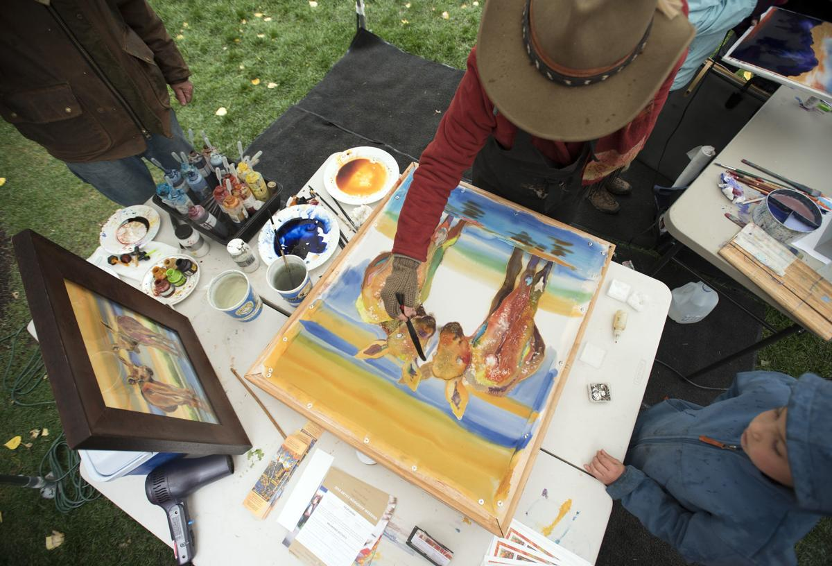 The Fall Arts Festival - The Heart Of A Cultural Center