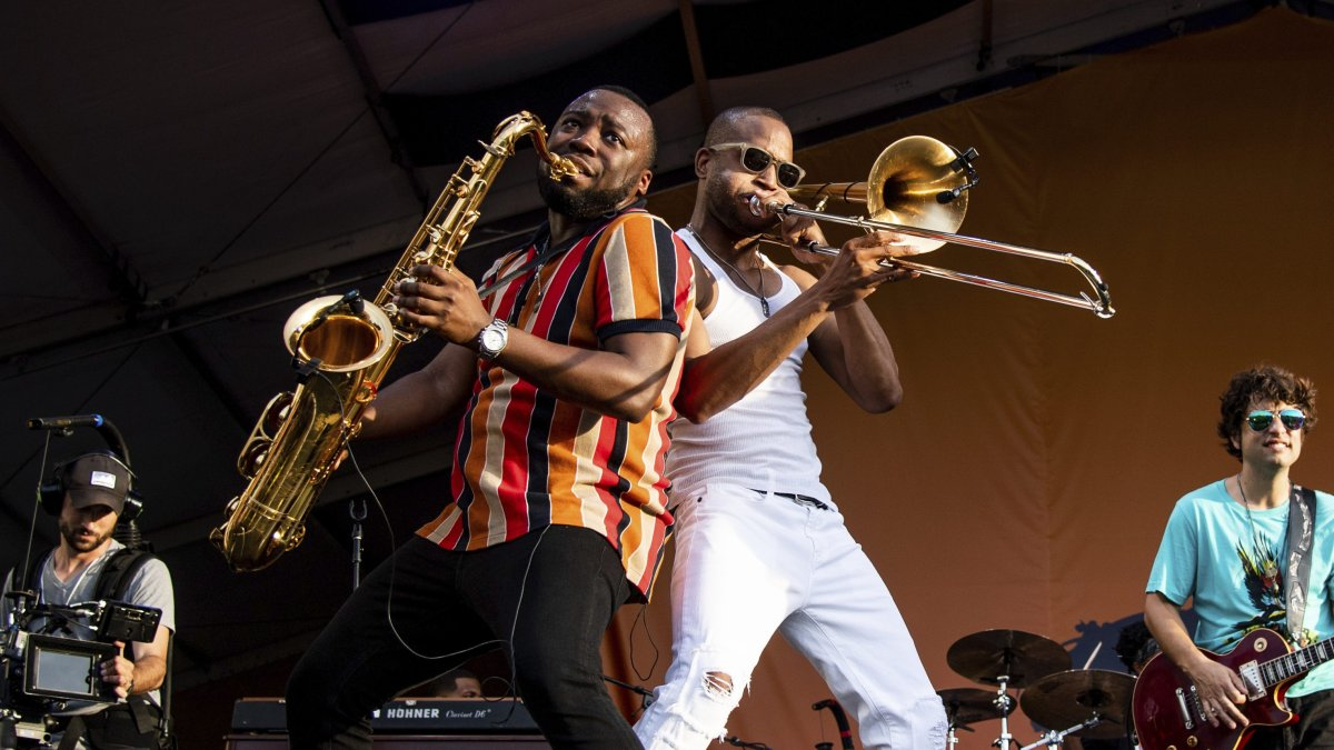 New Orleans Jazz & Heritage Festival tickets