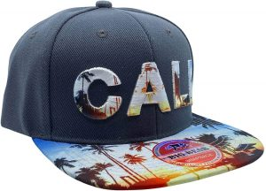 California snapback hat will make you fall in love at the first sight
