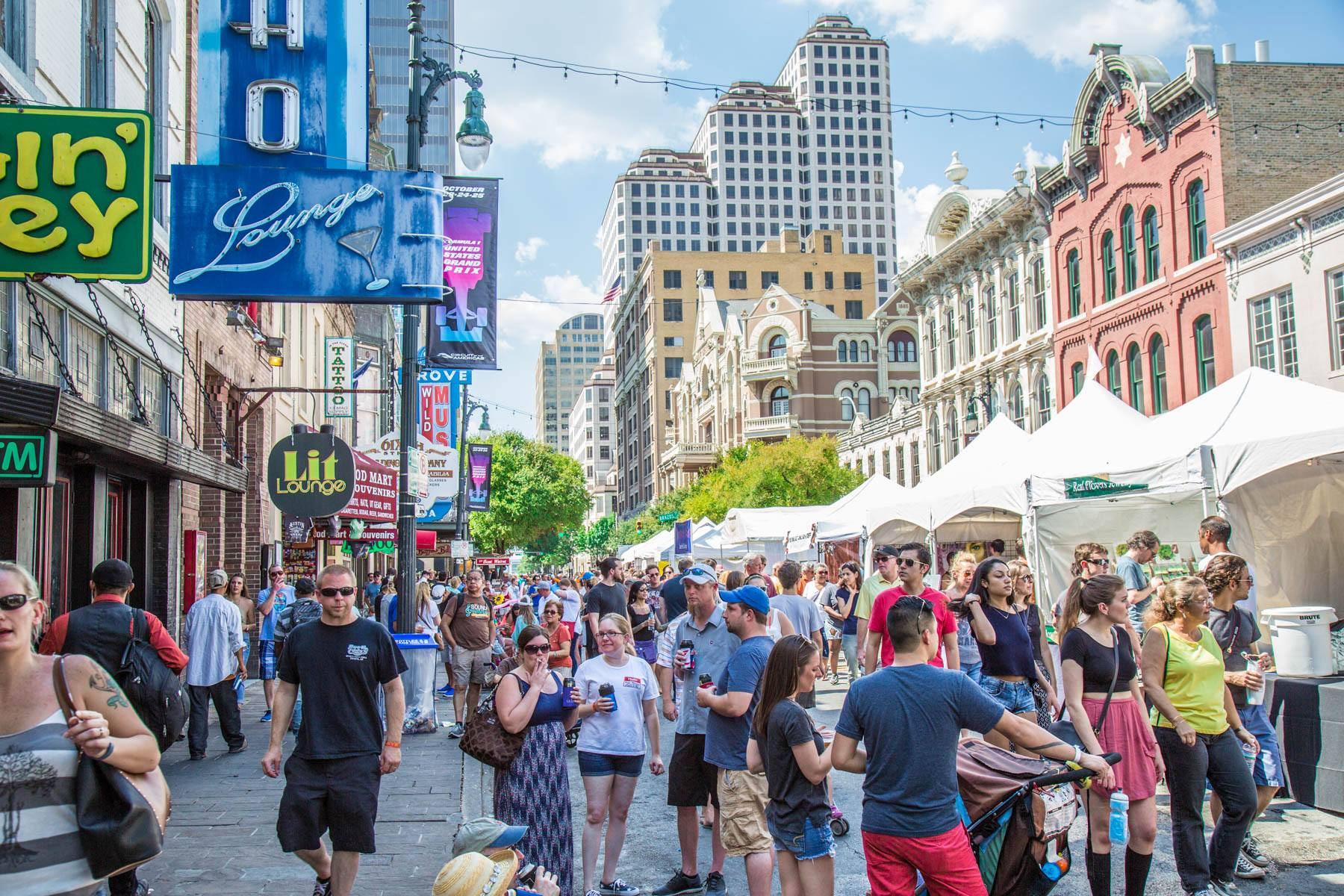 What Is The Pecan Street Festival