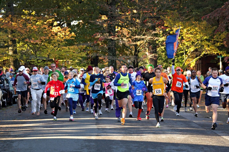 5K Classic Run and 1 Mile Fright Walk will make you excited