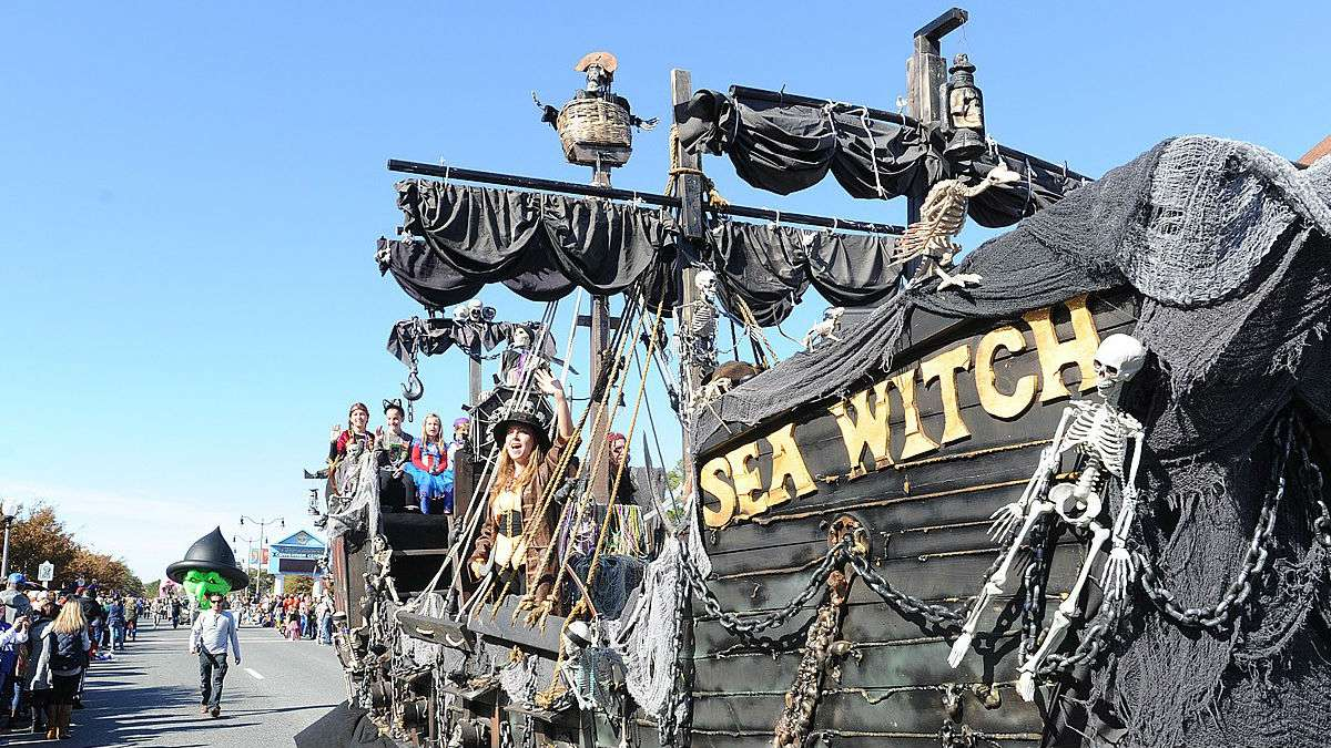 The Story About The Sea Witch