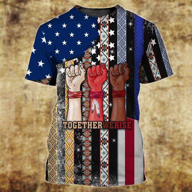 Don't skip the best Indigenous Day T-Shirt for Men