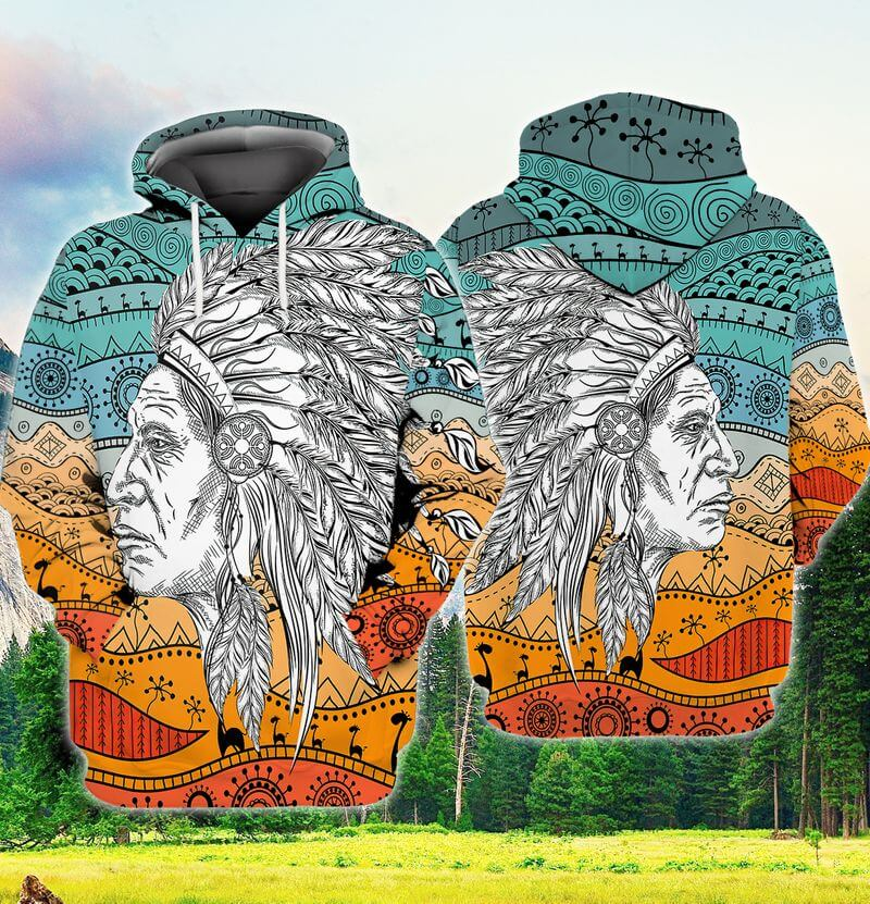Let's wear the powerful indigenous peoples day shirt