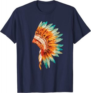 Native American T Shirt Will Be The Next Trendy Thing