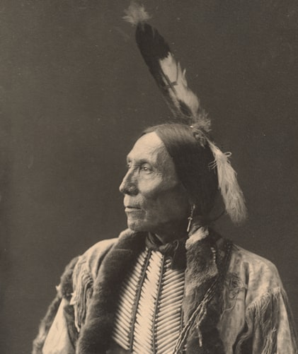 Native American old picture