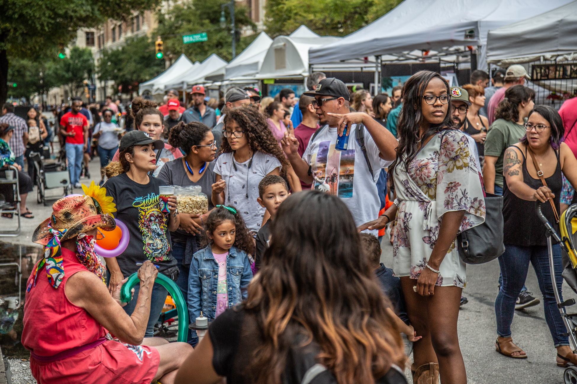 Where Does The Pecan Street Festival Take Place
