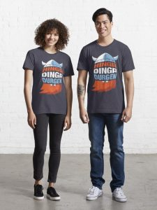 The happy leif erikson day shirt for couples.