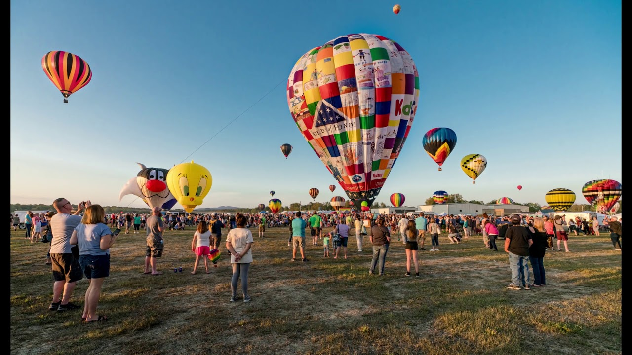 What Is Special About The Adirondack Balloon Festival