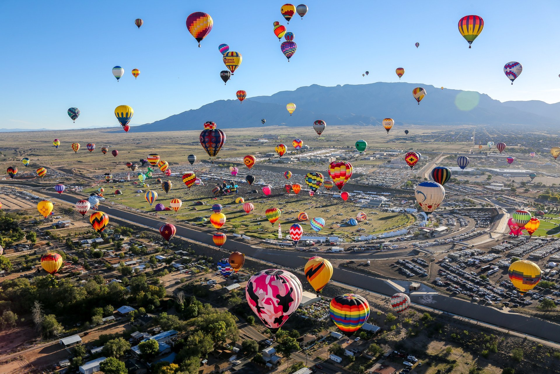 The Schedule Of The Adirondack Balloon Festival This Year
