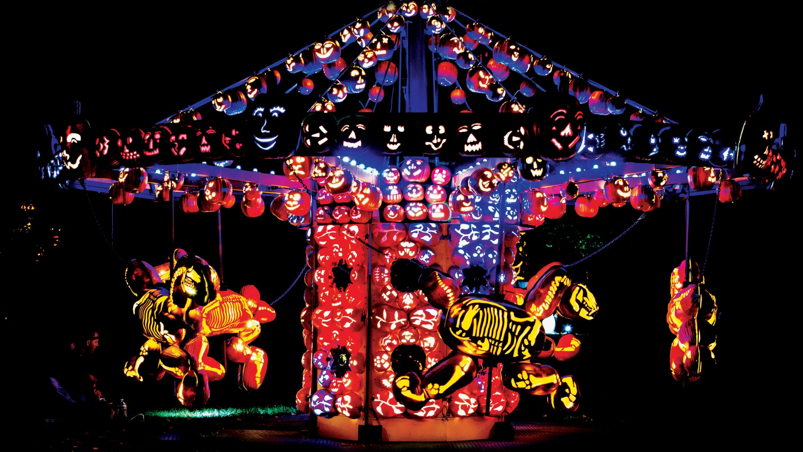 How To Get To The Great Jack O'lantern Blaze