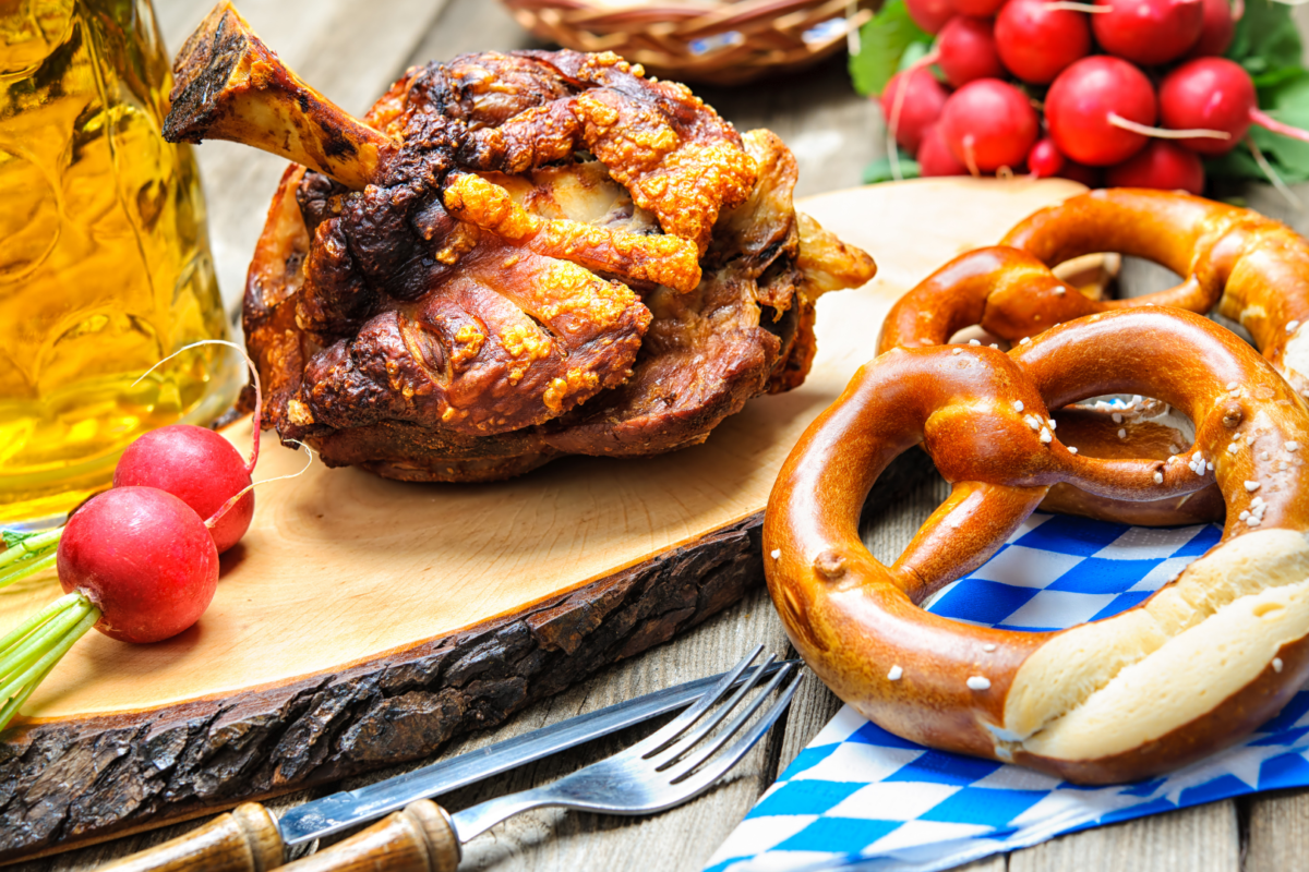 Try Some Delicious German Food