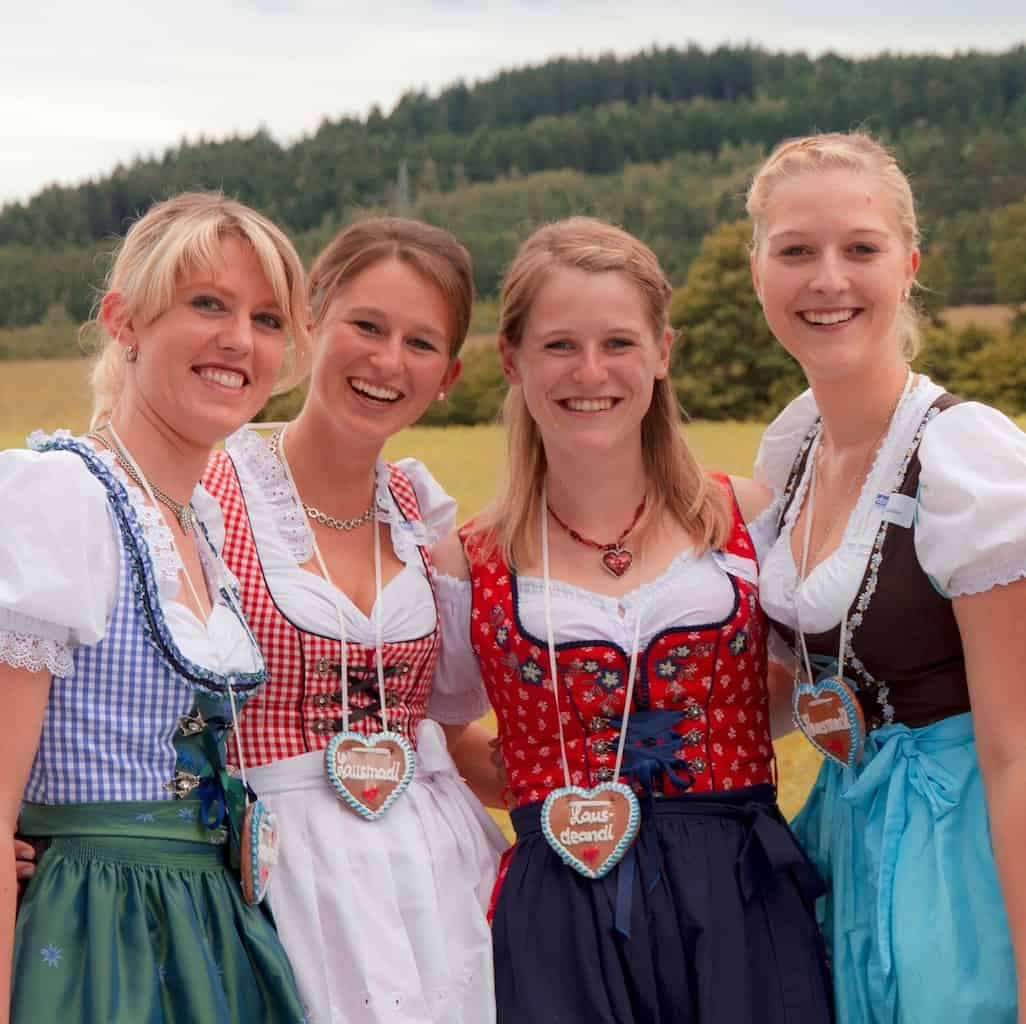 Outfit For Women at Oktoberfest