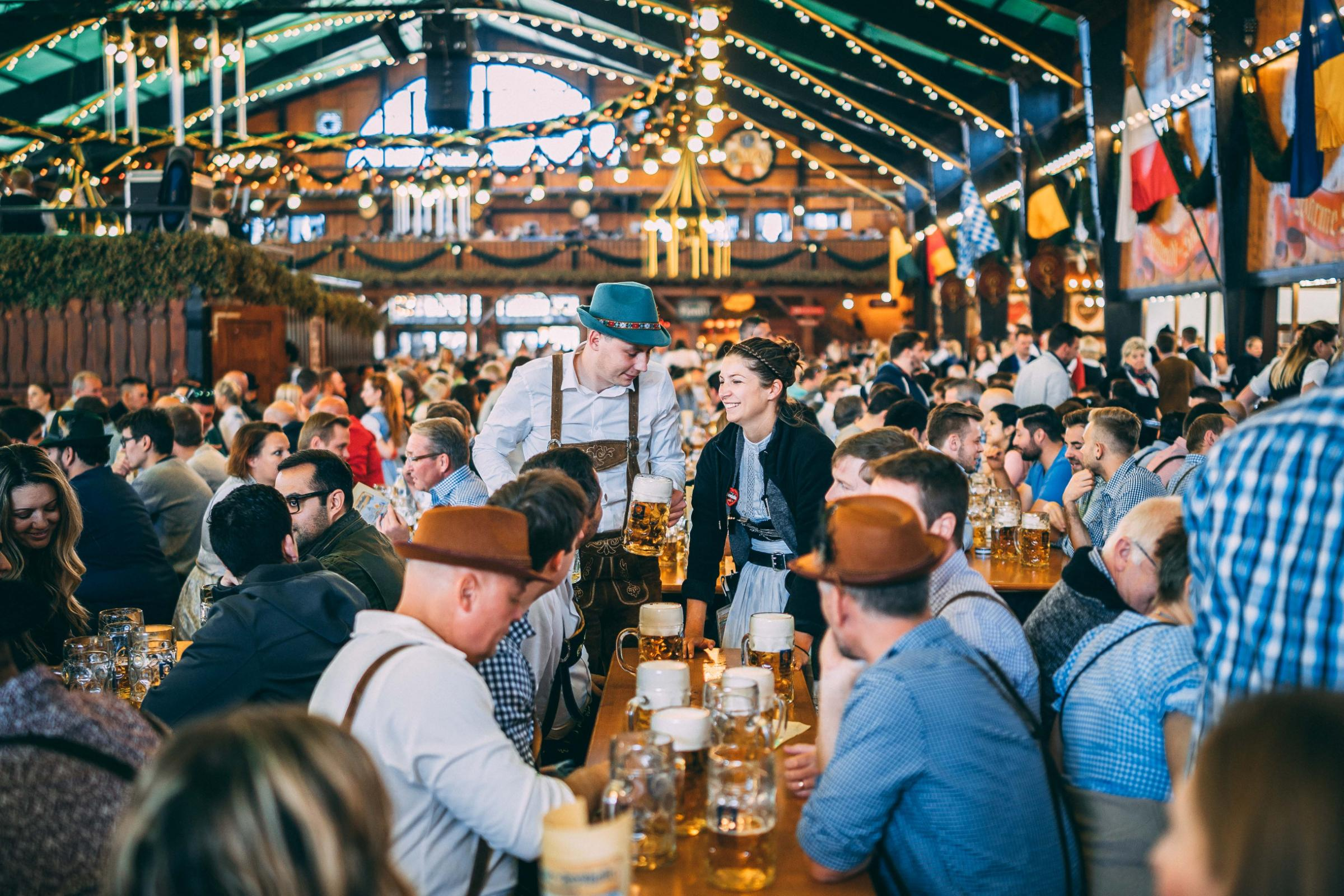 Some highlights of the Oktoberfest USA in La Crosse