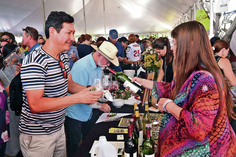 What Is Santa Fe Wine And Chile Fiesta