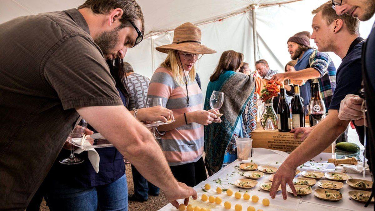 Wine And Chile Fiesta Guest Chef Demos
