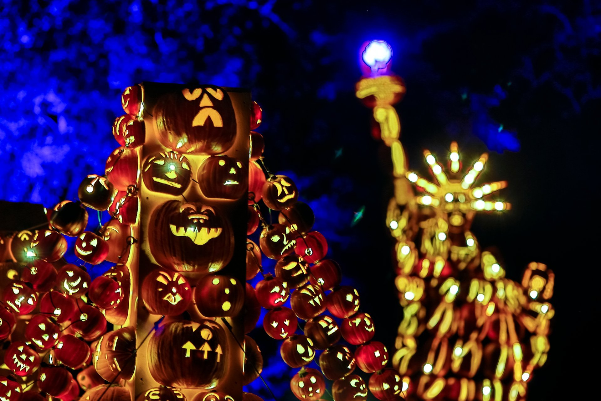 How To Get Tickets To The Great Jack O'lantern Blaze