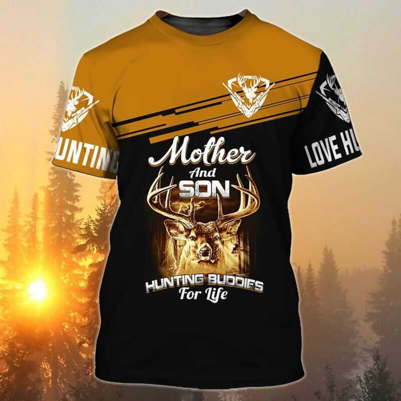 Childrens Day T Shirts for Mom and Son