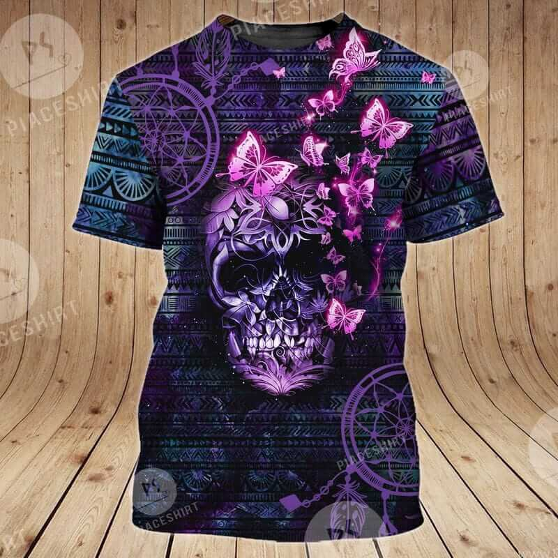 Stay cool, wear cool with the Halloween tshirt