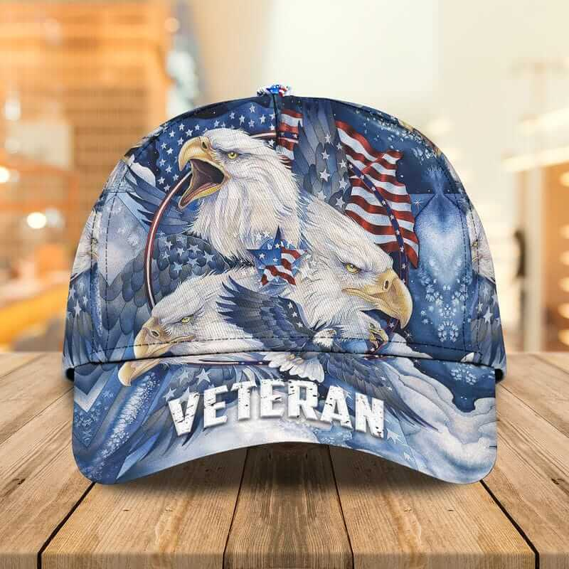 Stay cool, keep cool with Veteran hats