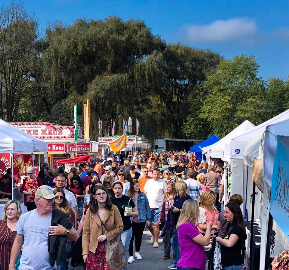 The Bedford Fall Foliage Festival celebrates the crafts, arts and culture of the local community