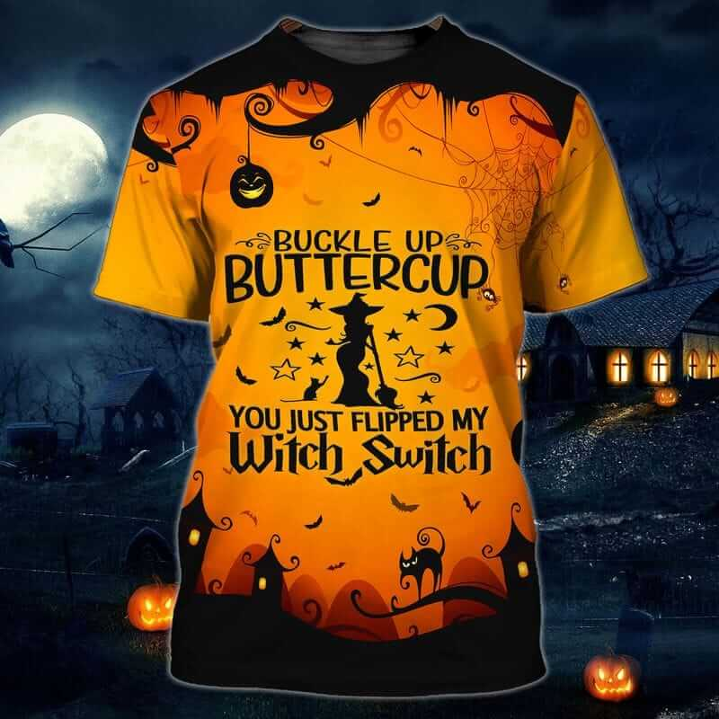 30 Most Trending Halloween T-Shirts to Own in 2021