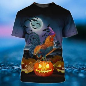Buy this special Halloween tshirt to look stylish!