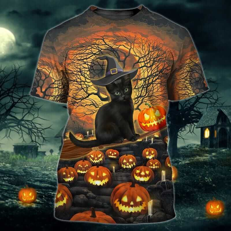 Choose Halloween tees and give to your loved ones.