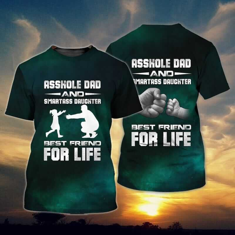 Childrens Day T Shirts for dad and daughter