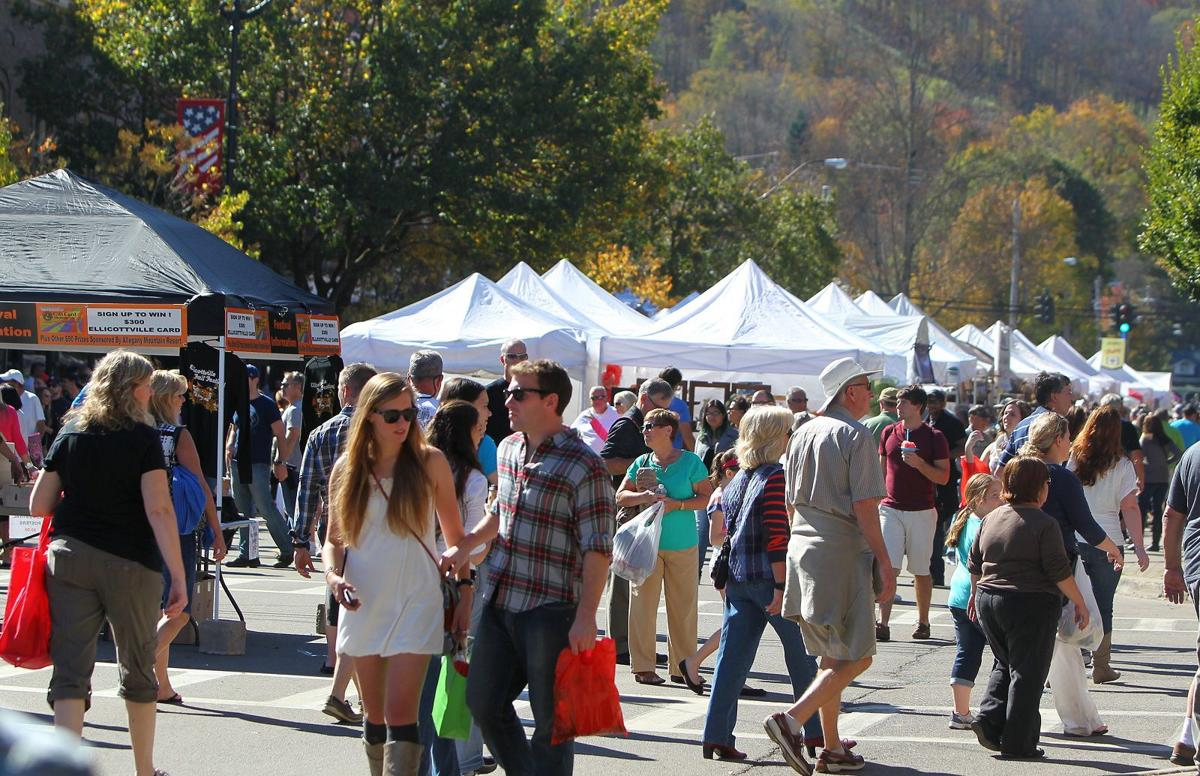 The Fall Festival welcome the changing season with open arms
