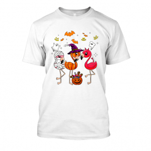 Stay fashionable with trendy Halloween shirts!