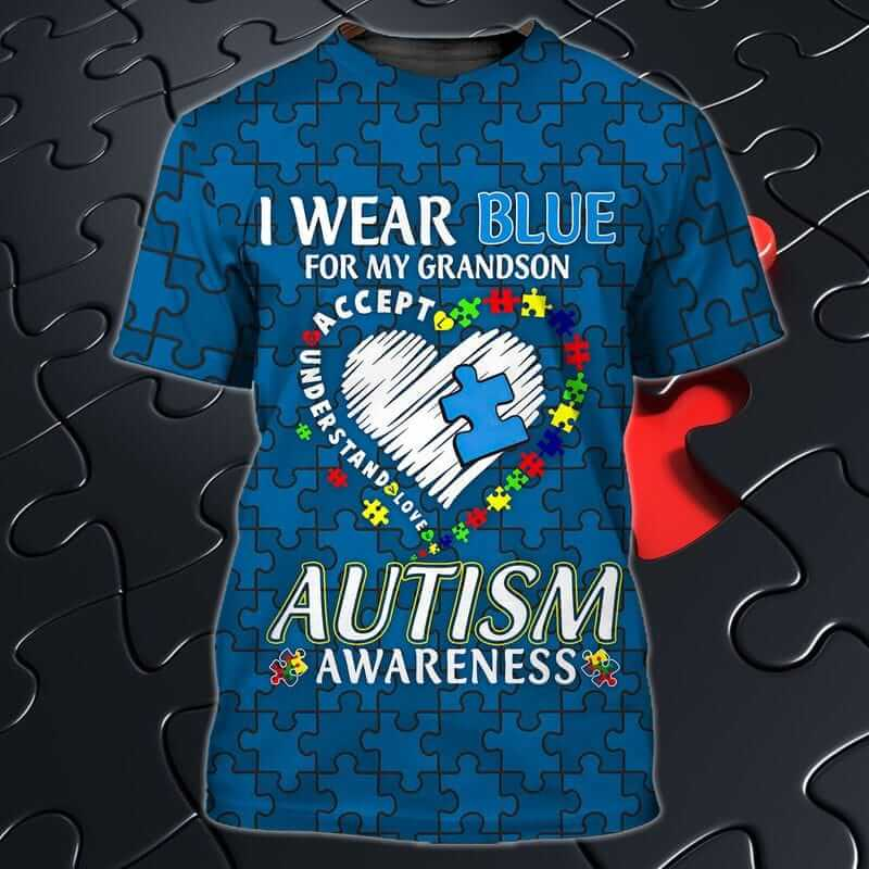Childrens Day T Shirts for Autism childrens