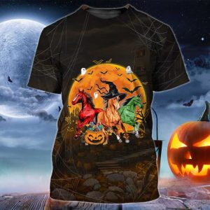 30 Most Trending Halloween T-Shirts you should see.