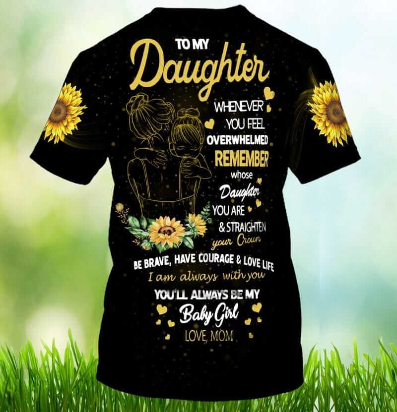 T-shirts for your kids are sentimental gifts