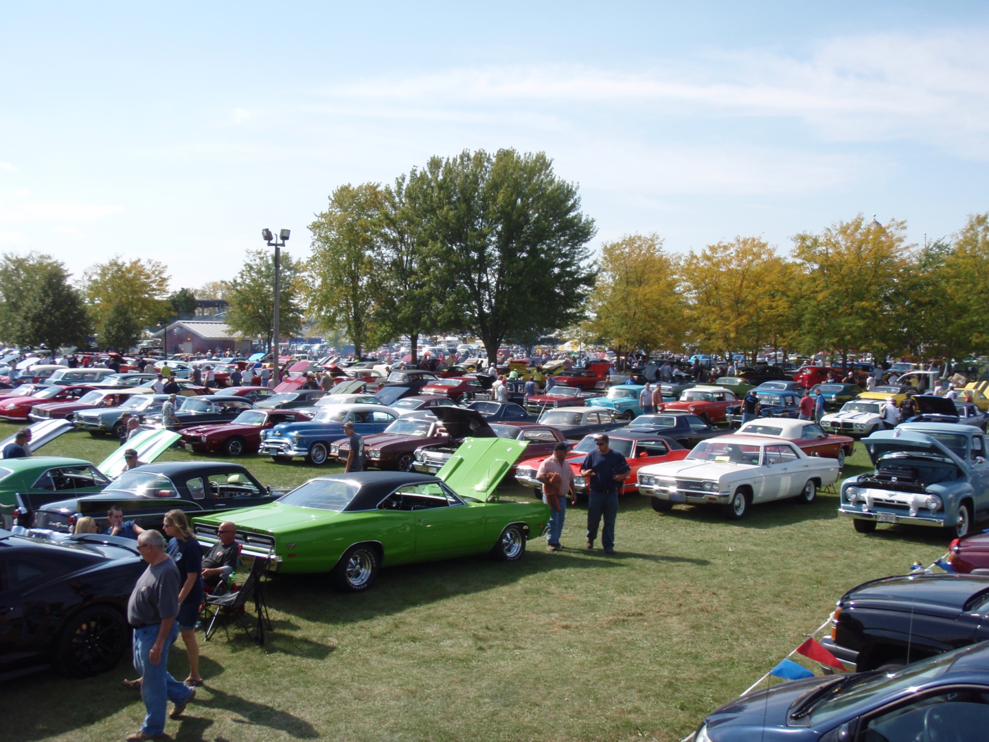 The Madison County Car Show
