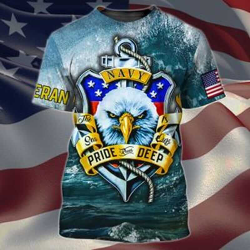 Top 10 US Navy Shirts recommend you this October.