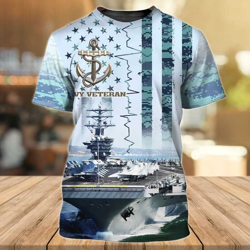 How to choose the best navy veteran t shirts?