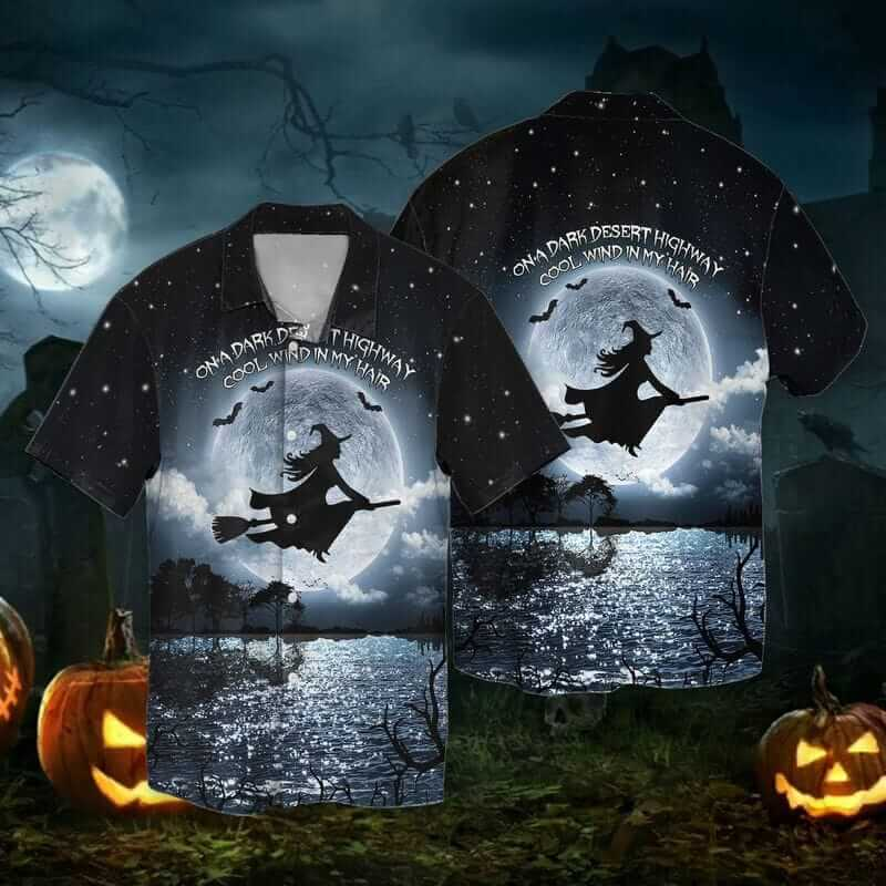 The amazing witch shirt for Halloween.