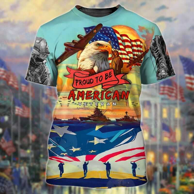 Top veteran t-shirts you should know.