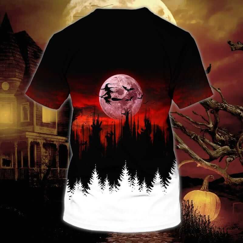 Let's buy the best-seller Halloween shirt this year!