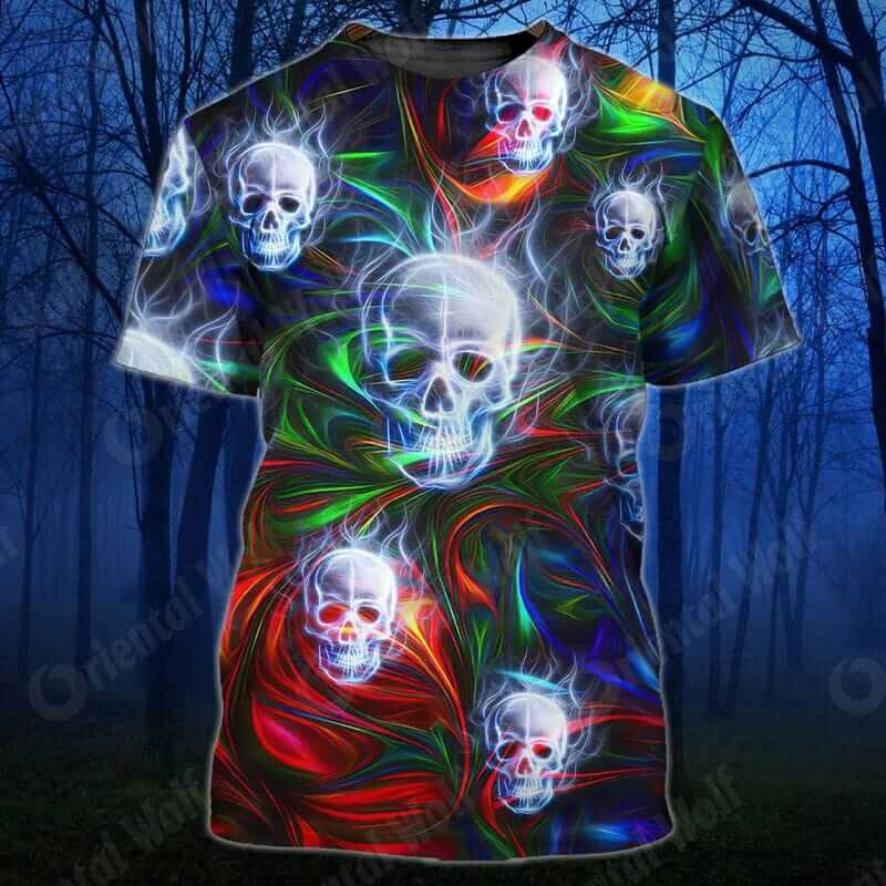 Stylish outfit with Halloween tshirts