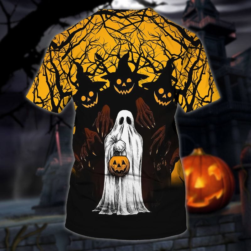 Select scary Halloween clothes now
