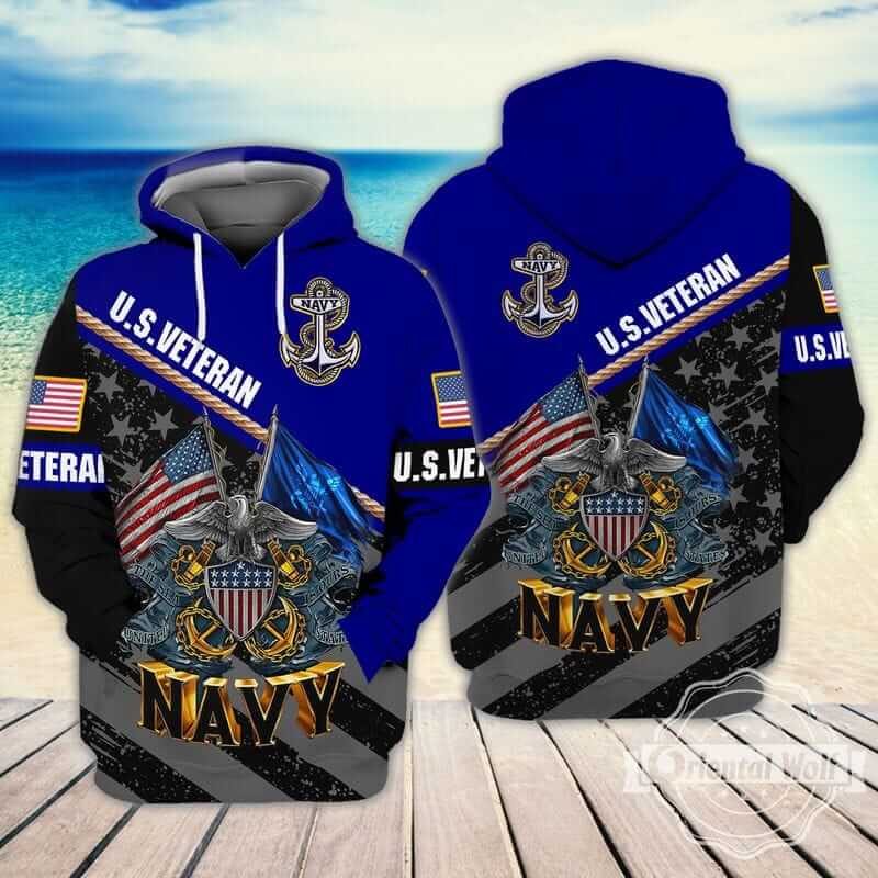 Don't miss the outstanding US Navy shirt to look more stylish!